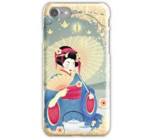 Turning Japanese iPhone Case/Skin
