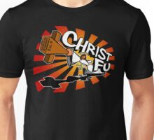 Christ Fu - Love Thy Unconscious Enemy Unisex T-Shirt