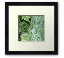 """Green and Pleasant Land"" Framed Print"