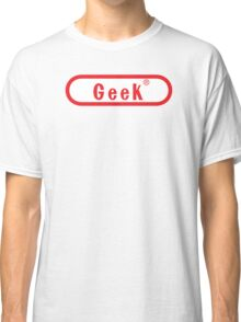 Video Game Geek Classic T-Shirt