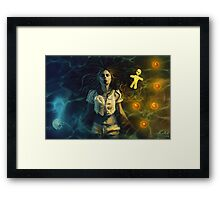Dead Waters Framed Print