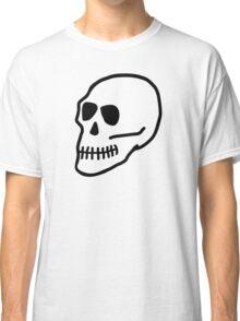 Skeleton skull Classic T-Shirt