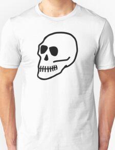 Skeleton skull T-Shirt