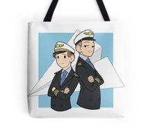 Come fly the friendly skies Tote Bag