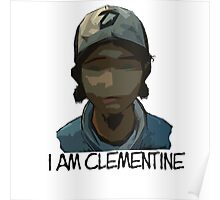 I Am Clementine Poster