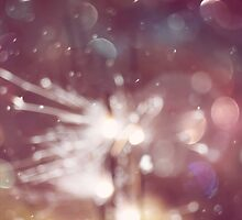 Sparkler and Colorful Bokeh 2 by AnnArtshock