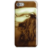 After her Performance  iPhone Case/Skin
