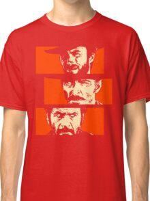 Blondie, Angel Eyes, Tuco Classic T-Shirt