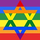Gay Jewish Pride by MADdesign