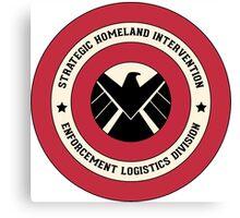 Agents of S.H.I.E.L.D Canvas Print