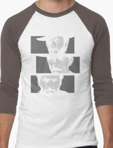 Blondie, Angel Eyes, Tuco Men's Baseball ¾ T-Shirt