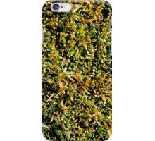 Moss iPhone Case/Skin