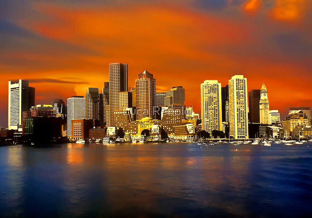 Boston by Luca Renoldi