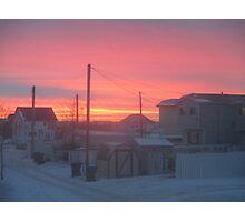 Gorgeous Sunrise Photographic Print