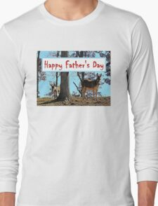 Happy Father's Day Long Sleeve T-Shirt