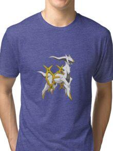 Arceus Tri-blend T-Shirt