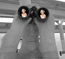 I Can See Marilyn by acespace