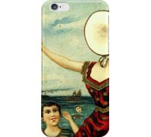 in the aeroplane iPhone Case/Skin