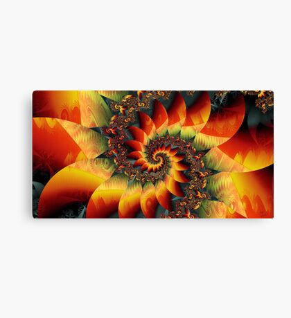 Mexican Wave Canvas Print