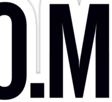G.O.M.D. Sticker