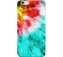 Colorful Tie Dye iPhone Case/Skin