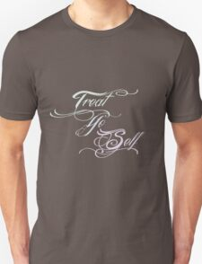 Treat Yo Self Pastels Unisex T-Shirt