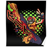 BEAT THIS!! JET SET RADIO Poster