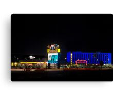Route 66 Casino and Hotel, New Mexico Canvas Print