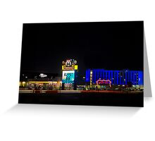 Route 66 Casino and Hotel, New Mexico Greeting Card