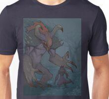 So the nightly hunt begins... Unisex T-Shirt