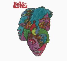 Love - Forever Changes by Garblesnatcher