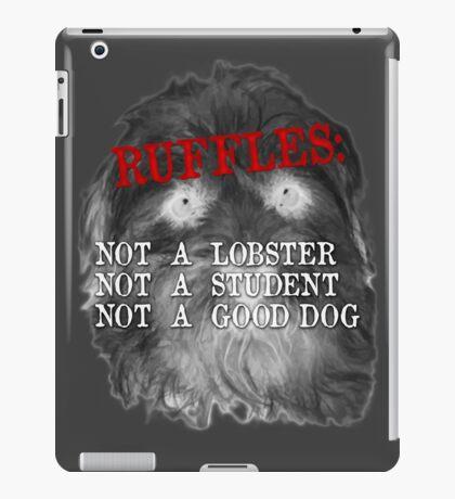 RUFFLES iPad Case/Skin