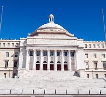 Capitol of Puerto Rico. by FER737NG