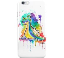 Beautiful Lapras Tshirts + More ' Pokemon ' Watercolor Jonny2may iPhone Case/Skin