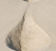 Beach Abstract by Troy Spencer