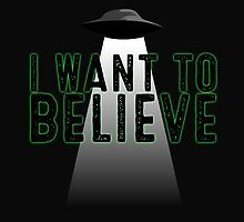 The X Files - I Want To Believe by illucifer