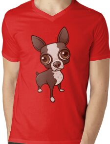 Zippy Mens V-Neck T-Shirt