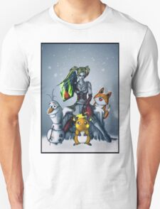 Team up Unisex T-Shirt