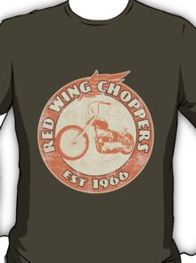 Red Wing Choppers T-Shirt