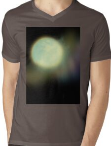 Night Sky Mens V-Neck T-Shirt
