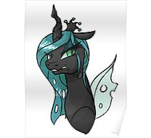 Queen Chrysalis Poster