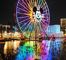 Mickey's Fun Wheel by dlr-wdw