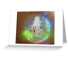 Save Our World Greeting Card
