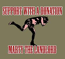 Marty the Landlord by Prucalifornia