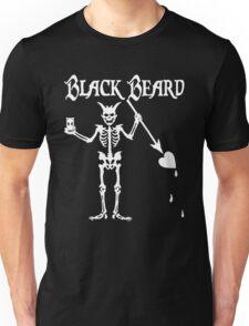 Black Beards Flag Unisex T-Shirt