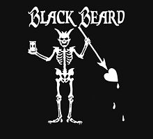 Black Beards Flag Unisex T-Shirt
