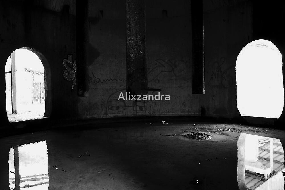 The Round Room by Alixzandra