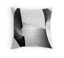 Database #3 Throw Pillow