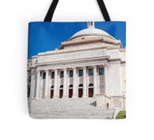 Capitol of Puerto Rico. Tote Bag