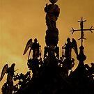 HOLY SILHOUETTE by Scott  d'Almeida